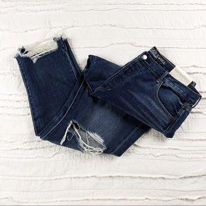 American Eagle | NWT hi rise girlfriend jeans
